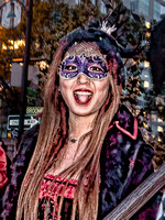 Greenwich Village Halloween Parade 2013